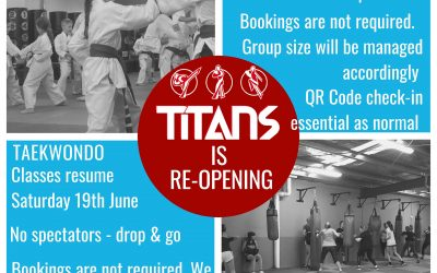 Restrictions easing for Gyms from 11.59pm 17th June 2021
