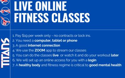 Online classes during Lockdown 6.0